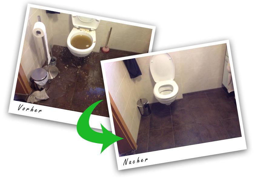 Verstopfte Toilette - Professionelle Hilfe von Rohrreinigung Sommer